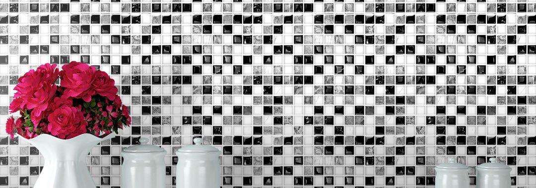 Tic Tac Tiles Self adhesive 3D Tiles