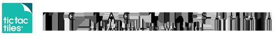 Tic Tac Tiles Logo