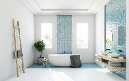 Bathroom Tile Stickers smart tile