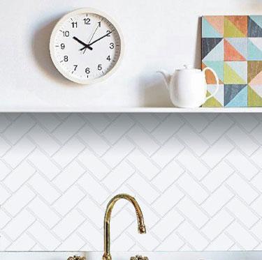 adhesive stone tiles